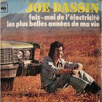 Cover Joe Dassin - Les plus belles années de ma vie