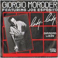 Cover Joe Esposito - Lady, Lady, Lady