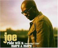Cover Joe feat. G-Unit - Ride Wit U
