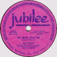 Cover Joe Foley - My Heart Tells Me