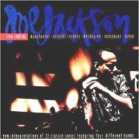 Cover Joe Jackson - Live 1980-86