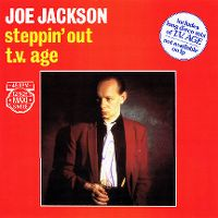 Cover Joe Jackson - Steppin' Out