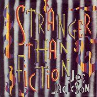 Cover Joe Jackson - Stranger Than Fiction