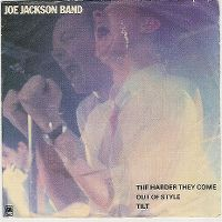Cover Joe Jackson Band - The Harder They Come