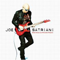 Cover Joe Satriani - Black Swans And Wormhole Wizards