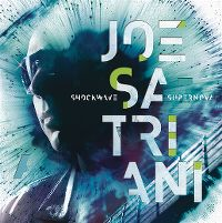 Cover Joe Satriani - Shockwave Supernova