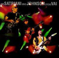Cover Joe Satriani, Eric Johnson, Steve Vai - G3 - Live In Concert