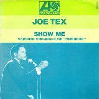 Cover Joe Tex - Show Me