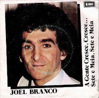Cover Joel Branco - A gente cresce, cresce