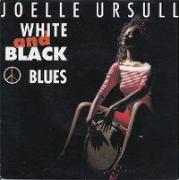 Cover Joelle Ursull - White And Black Blues