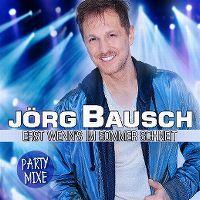 Cover Jörg Bausch - Erst wenn's im Sommer schneit