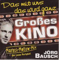 Cover Jörg Bausch - Großes Kino