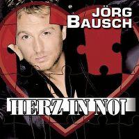 Cover Jörg Bausch - Herz in Not