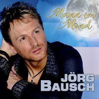 Cover Jörg Bausch - Mann im Mond