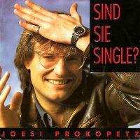 Cover Joesi Prokopetz - Sind Sie Single?