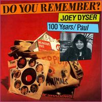 Cover Joey Dyser - 100 Years