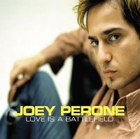 Cover Joey Perone - Love Is A Battlefield