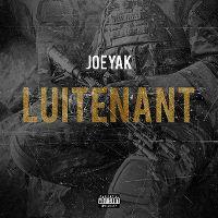 Cover JoeyAK - Luitenant