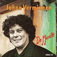 Cover Johan Verminnen - De musette