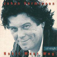 Cover Johan Verminnen - Nooit meer weg
