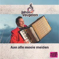 Cover Johan Veugelers - Aan alle mooie meiden