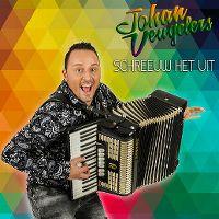 Cover Johan Veugelers - Schreeuw het uit