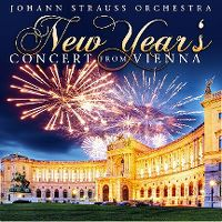 Cover Johann Strauss Orchestra - New Year's Concert From Vienna