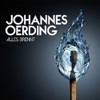 Cover Johannes Oerding - Alles brennt