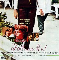 Cover John Barry - Follow Me!