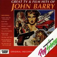 Cover John Barry - Great TV & Film Hits Of John Barry