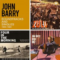 Cover John Barry - Soundtracks And Singles 1963-1966