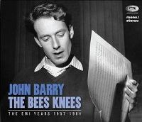 Cover John Barry - The Bee's Knees - The EMI Years 1957-1964