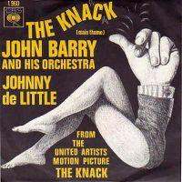 Cover John Barry - The Knack