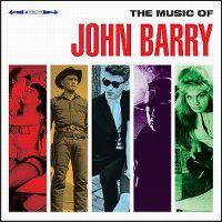 Cover John Barry - The Music Of John Barry