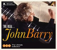 Cover John Barry - The Real... John Barry - The Ultimate Collection