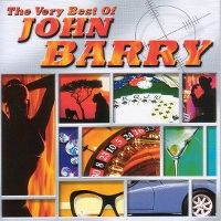 Cover John Barry - The Very Best Of