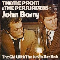 "Cover John Barry - Theme From ""The Persuaders"""