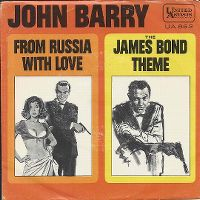 Cover John Barry Orchestra - The James Bond Theme