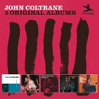 Cover John Coltrane - 5 Original Albums