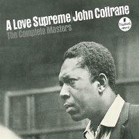 Cover John Coltrane - A Love Supreme - The Complete Masters