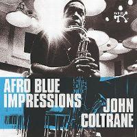 Cover John Coltrane - Afro Blue Impressions