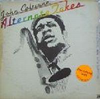 Cover John Coltrane - Alternate Takes
