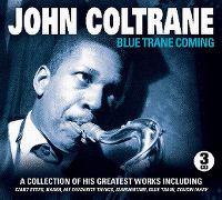 Cover John Coltrane - Blue Train Coming