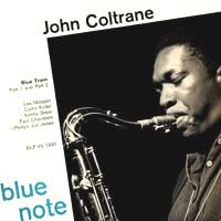 Cover John Coltrane - Blue Train