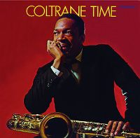 Cover John Coltrane - Coltrane Time
