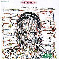 Cover John Coltrane - Coltrane's Sound