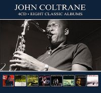 Cover John Coltrane - Eight Classic Albums
