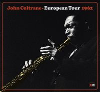 Cover John Coltrane - European Tour 1962