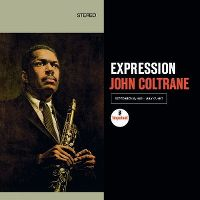 Cover John Coltrane - Expression