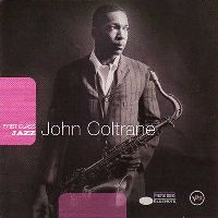 Cover John Coltrane - First Class Jazz - John Coltrane